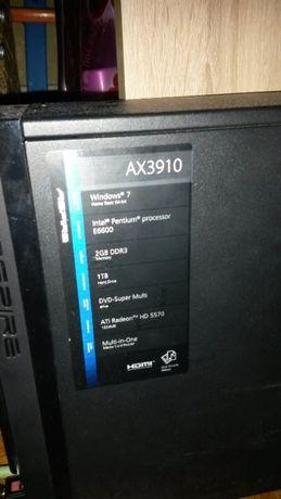 продам настольный компьютер Acer Aspire X3910