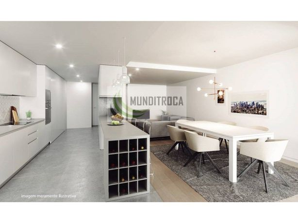 Apartamento T3 próx. do Centro - NOVO