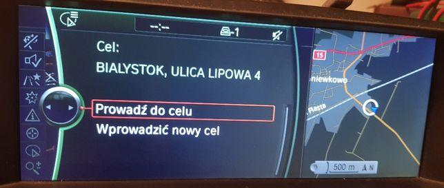BMW polskie menu, konwersja USA, programowanie, kodowanie, diagnos