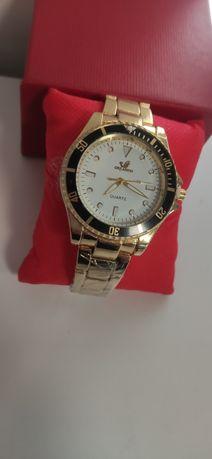 Elegancki Zegarek na bransolecie Idealny Na Walentynki