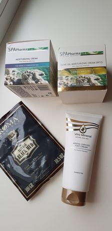 Израильская косметика и грязь Мертвого моря, крем Dead Sea, Spa Pharma