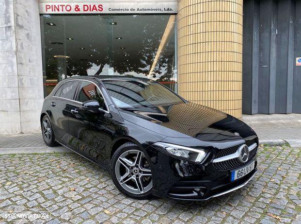 Mercedes-Benz A 180 d AMG Auto