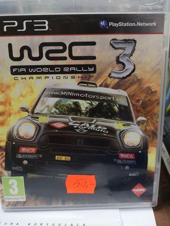 Gra PS3 WRC 3 Championship