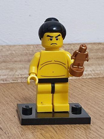 Lego Minfigurki Seria 3 - Zapaśnik Sumo (Sumo Wrestler)
