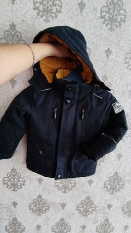 Куртка зимняя,для мальчика