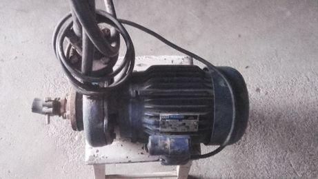 Grupo Motor e Bomba RABOR (Poço de Água)