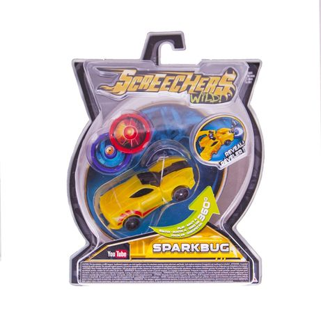 Дикий Скричер Спаркбаг (Screechers Wild Sparkbug)