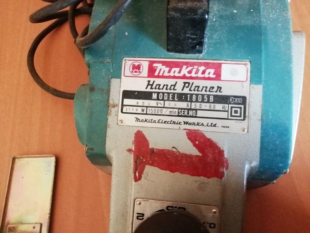 garlopa eletrica makita