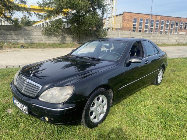 Mercedes w220 4.3 L LPG