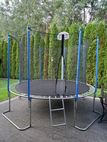 Trampolina ogrodowa 305cm cm Okazja