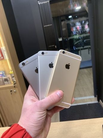 Apple iPhone 6/6S 16/32/64Gb Space Gray/Rose/Gold/Silver Айфон