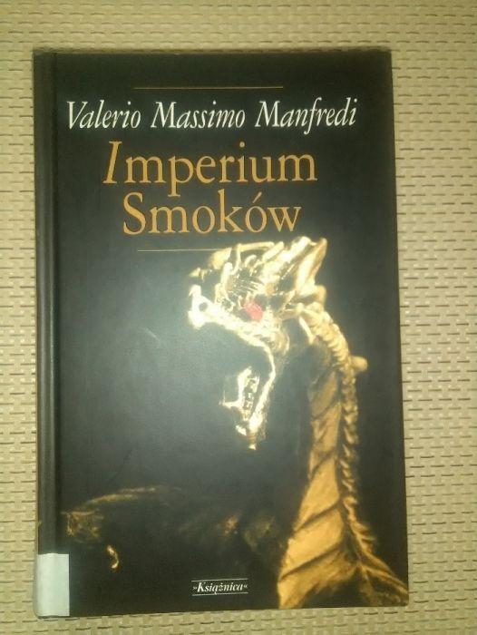 Valerio Massimo Manfredi IMPERIUM SMOKÓW Żagań - image 1