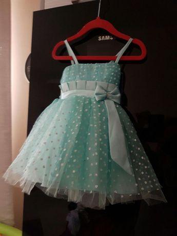 sukienka wizytowa r.80 86 92