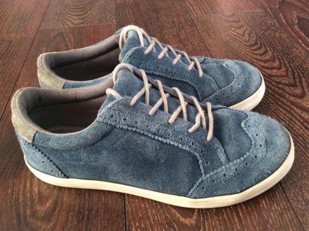 Туфли для мальчика, американский размер 2, 4 ; стелька 22,5 см, 23,5