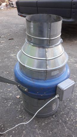 Вентилятор Вентс ВКМ 315 с заслонкой
