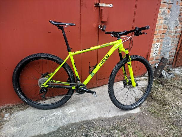 Велосипед Radon zr race 29 найнер