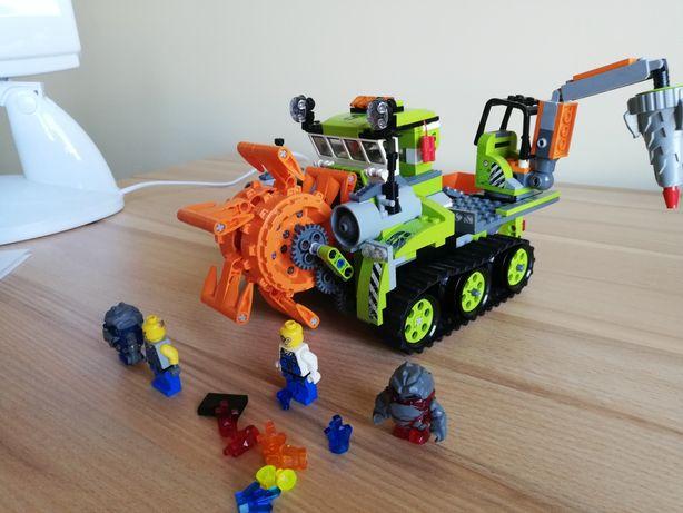 LEGO Power Miners zamiatarka kryształów 8961