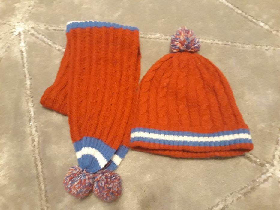 Komplet czapka + szalik Zawiercie - image 1