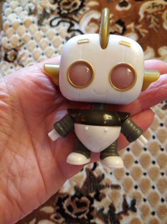 Робот из мультфильма Скуби-Ду