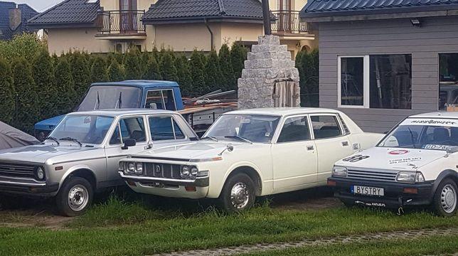 Toyota Crown 1972 rok.