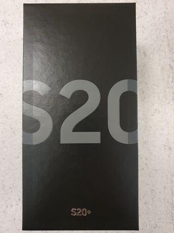 Samsung Galaxy S20 + plus Nowy Gwarancja