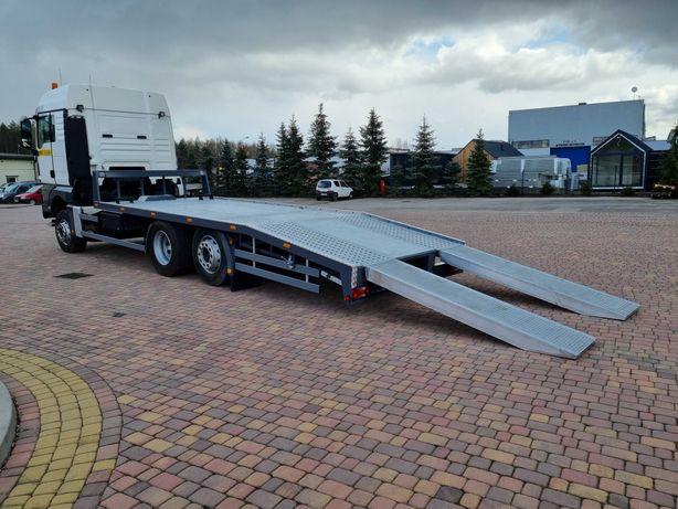 Autolaweta Laweta Najazd Pomoc Drogowa Na Auta Ciężarowe