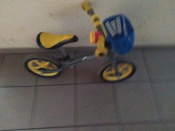 Rowerek biegowy polecam