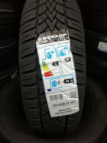 185/60R15 88T Dunlop WINTER RESPONSE 2 XL Nowe 19rok