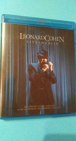 Leonard Cohen – Live In Dublin, Blu-ray 2014