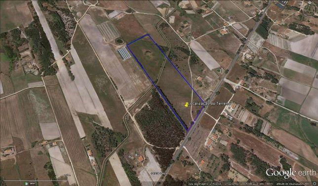Arrenda-se terreno na Costa Vicentina - Aljezur