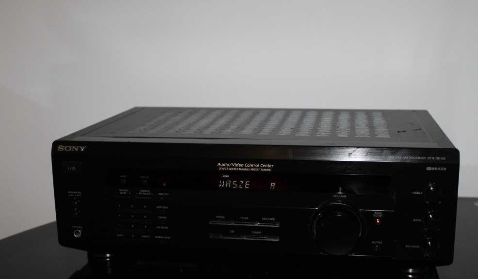 SONY STR-D135 Amplituner wzmacniacz stereo hi-fi Wysyłka