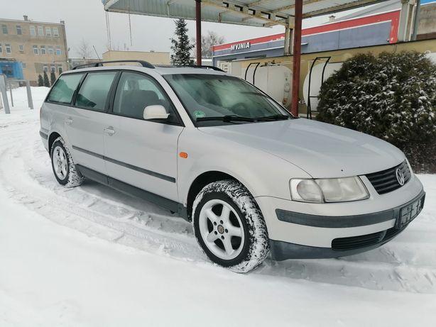 Zadbany VW Passat B5*1.8 benzyna*Kombi*Grzane fotele*Elektryka*Niemcy