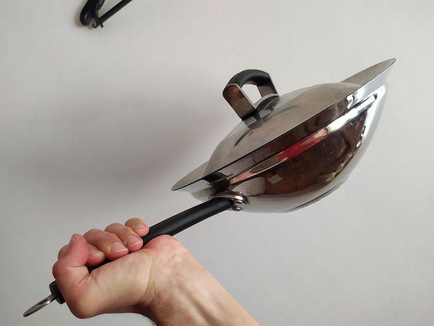 сковорода кастрюля вок wok BergHoff Designo 34cm.