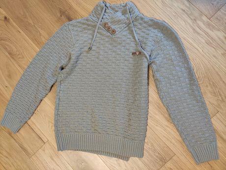 Мужской теплый свитер, кофта