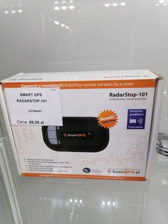 Smart GPS radar stop - 101