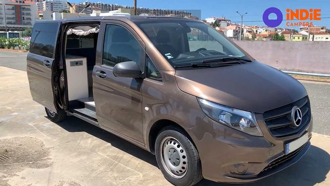 Autocaravana - Mercedes Vito L2H1 1.6 109 34 CDi 88cv