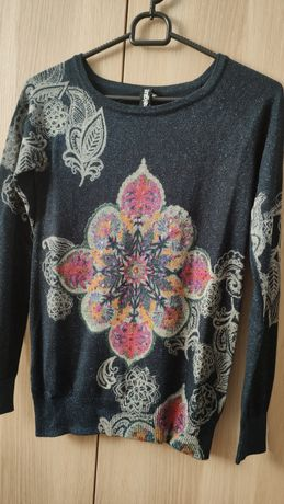 Sweterek Desigual r. XS