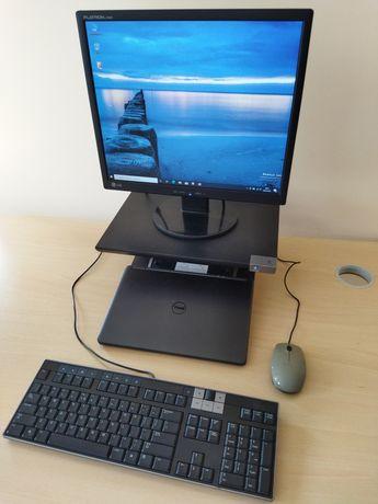 Dell 7250 i5-5300u 8gb 256 SSD Samsung stacja dokująca monitor