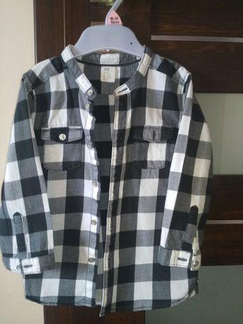Koszula i spodnie 2x15 zł.
