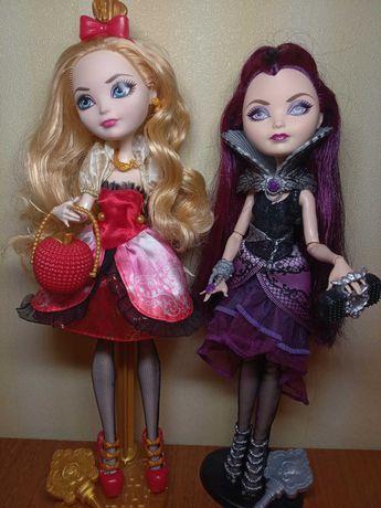 куклы Ever After High Рейвен Квин и Эпл Вайт