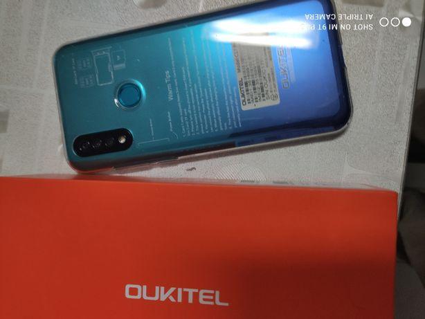 OUKITEL C17 novo com garantia