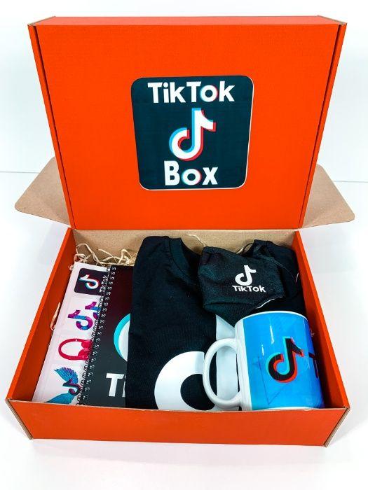 TikTok ТикТок Бокс! 2021 подарок ребенку! Чашка Блокнот Киев - изображение 1