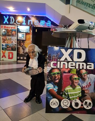 Xd Cinema 5D Cinema Simulador