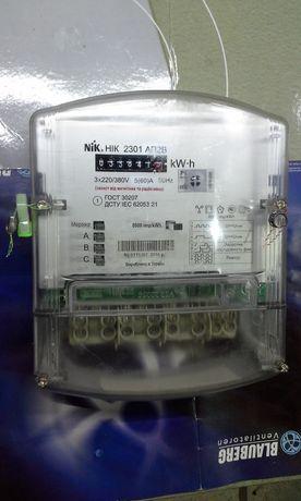 Электросчетчик НІК 2301 АП2В