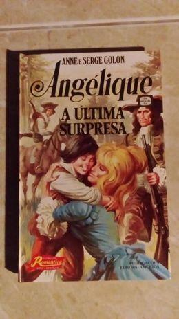 "Livro ""Anne e Serge Golon"" - #12 A Última Surpresa"