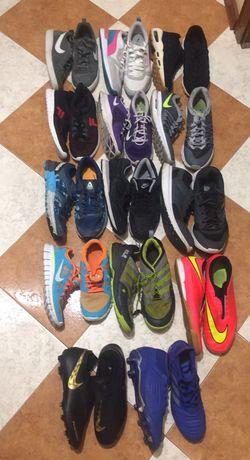 Опт Взуття Nike Puma Adidas Reebok Fila