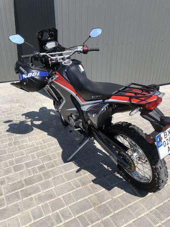 Продам мотоцикл Kovi FCS 250