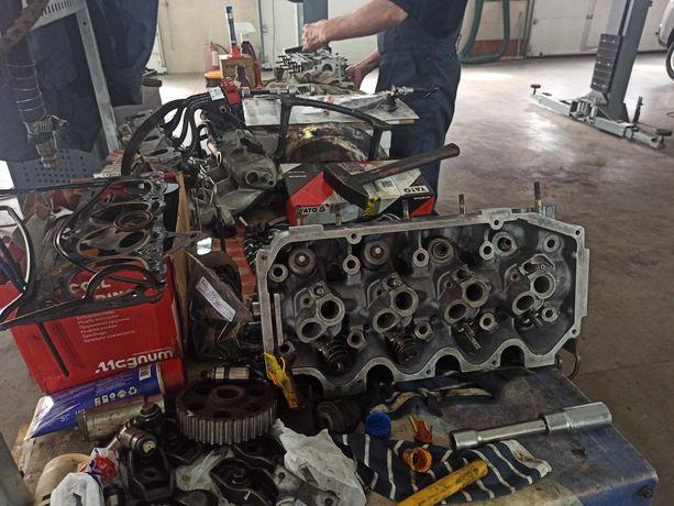 Ремонт двигателей любой сложности.