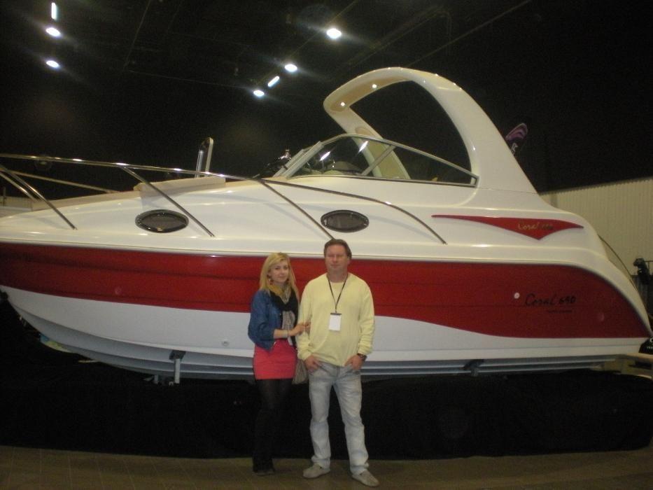 jacht motorowy CORAL 690 S.C. 2021r.