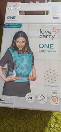 Продам эргорюкзак love&carry one